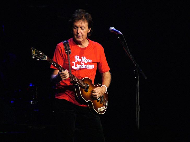 Music legend Paul McCartney wants to put an end to animal testing for cosmetics and personal-care products.