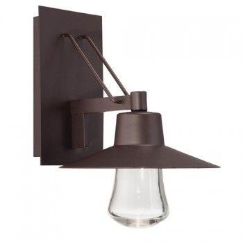 Suspense 15in Outdoor Wall Light & Modern Forms Suspense Outdoor Lights | YLighting