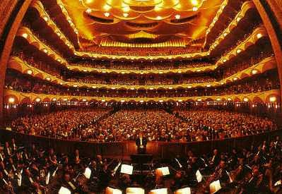 Excellent Metropolitan Opera House Nyc All The Worlds A Stage Home Interior And Landscaping Analalmasignezvosmurscom