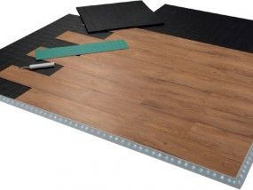 Timber flooring for exhibitions #retaildisplay #exhibitionflooring #exhibitiondesign #flooring
