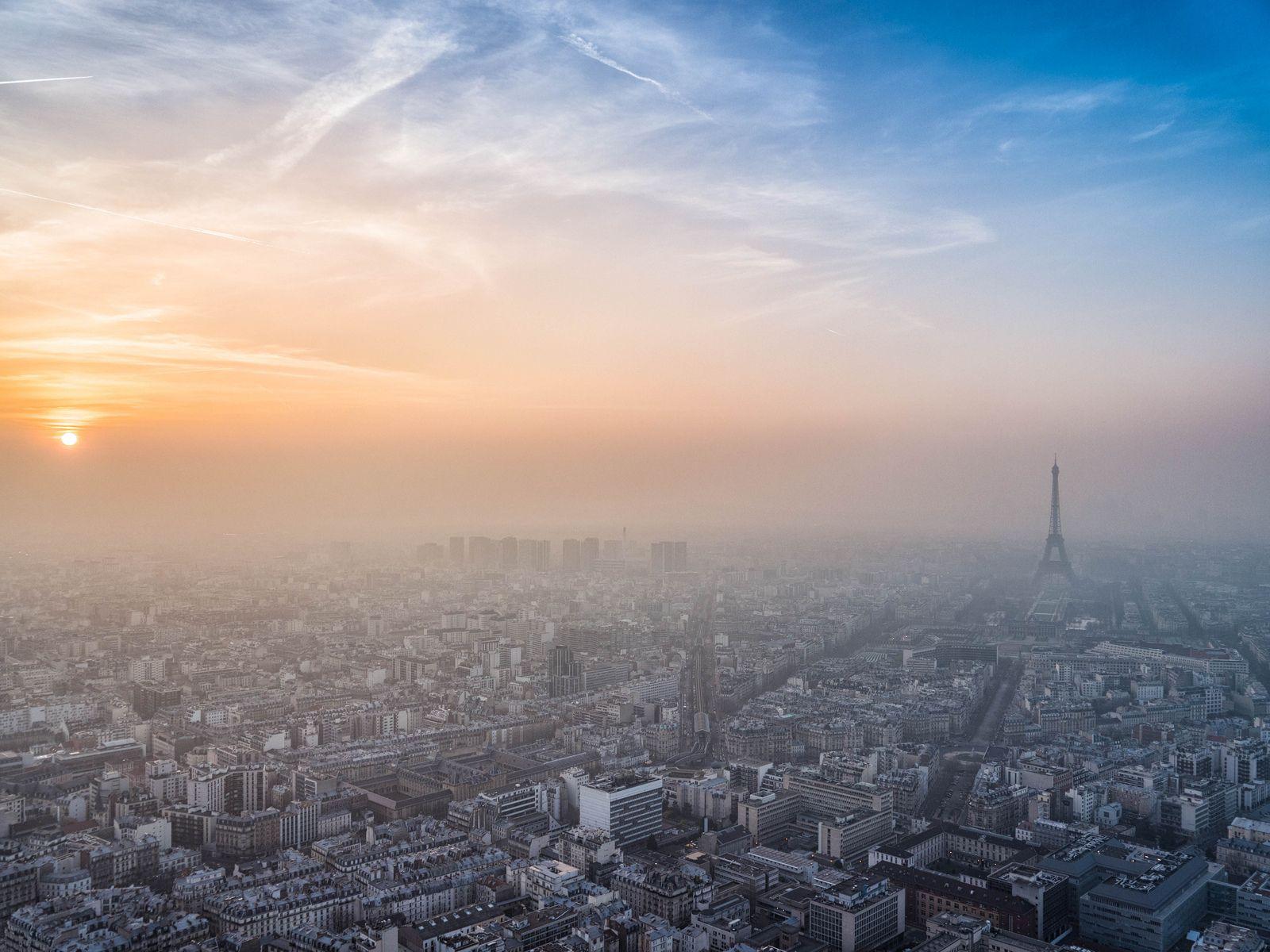 Foggy Paris | 相片擁有者 albert dros