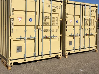 ORDER ONLINE Rent steel storage containers online Converted
