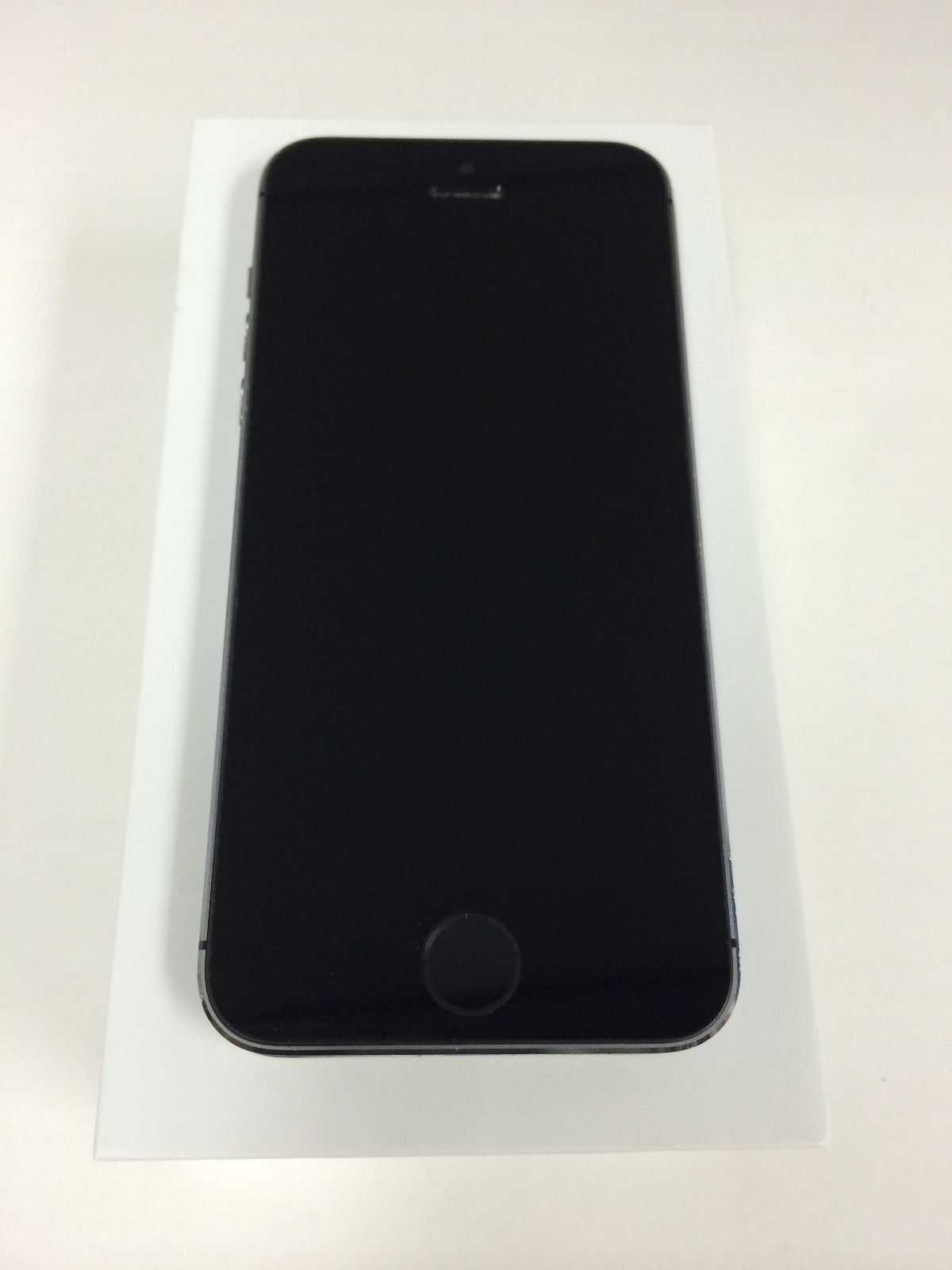 Apple Iphone 5s 32gb Space Gray T Mobile Good Warranty Se Grey Ebay