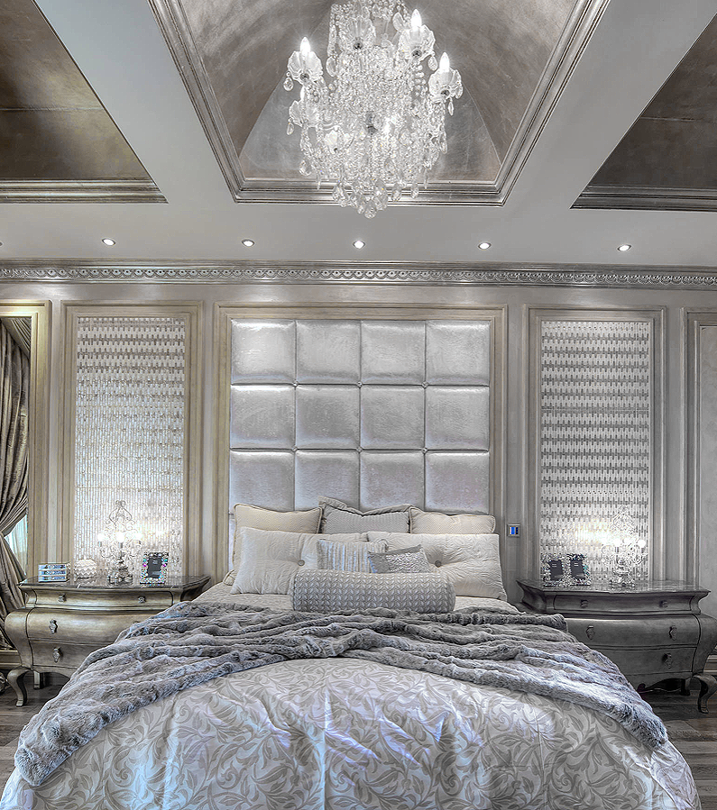 Best Hollywood Glamour Style All White And Gold Victorian Style Bedroom Decor In Modern Victorian 640 x 480