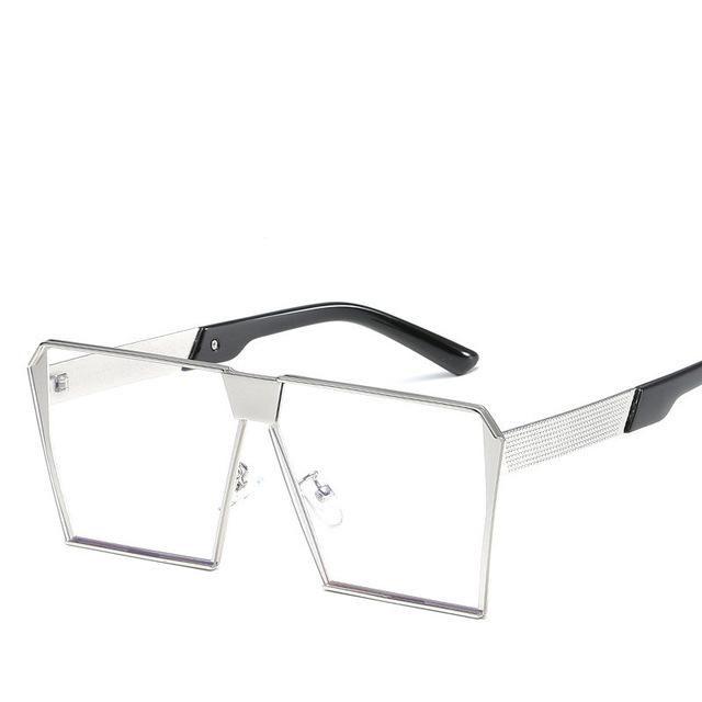 fad05a9f3c 2019 Luxury Vintage Square Sunglasses Women Brand Designer Female Sunglass  Points Sun Glasses For Women Men Lady Sunglass Mirror