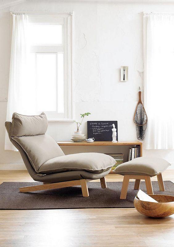 Muji 1-Seater Reclining Sofa(画像あり) | 無印 ソファ, リクライニングソファ, 無印良品 リクライニングソファ