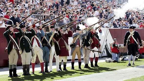 New England Patriot Minutemen New England Patriots Patriots New England