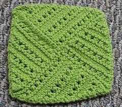 Ravelry: Pinwheel Dishcloth pattern by Janine Tinklenberg ...