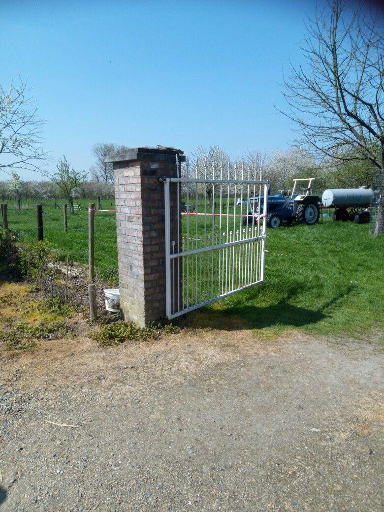 Eenvoudige poort