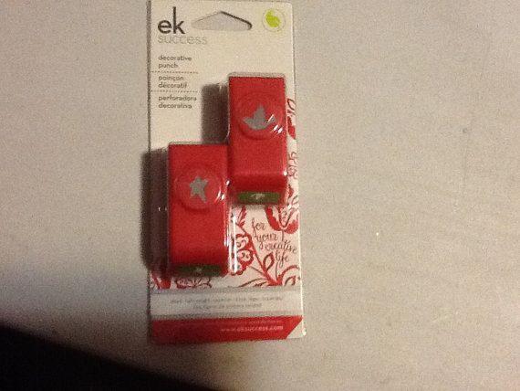 EK Tools Brand  Mini Decorative Punch Set   NEW    by sagebrush12, $5.00