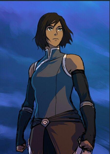 Korra With Short Hair Korra Avatar Legend Of Korra Avatar Aang