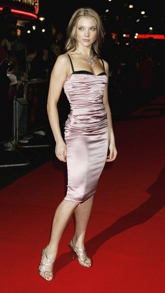 Natalie Dormer Height And Weight Bra Size Body