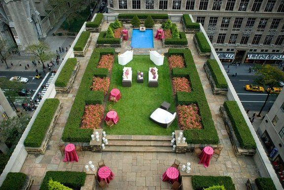 620 Loft Rooftop Garden Roof Garden Outdoor
