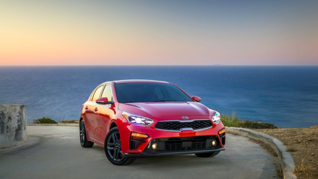 2019 Kia Forte First Drive Road Test Review Autoblog Kia Forte Kia Car Model