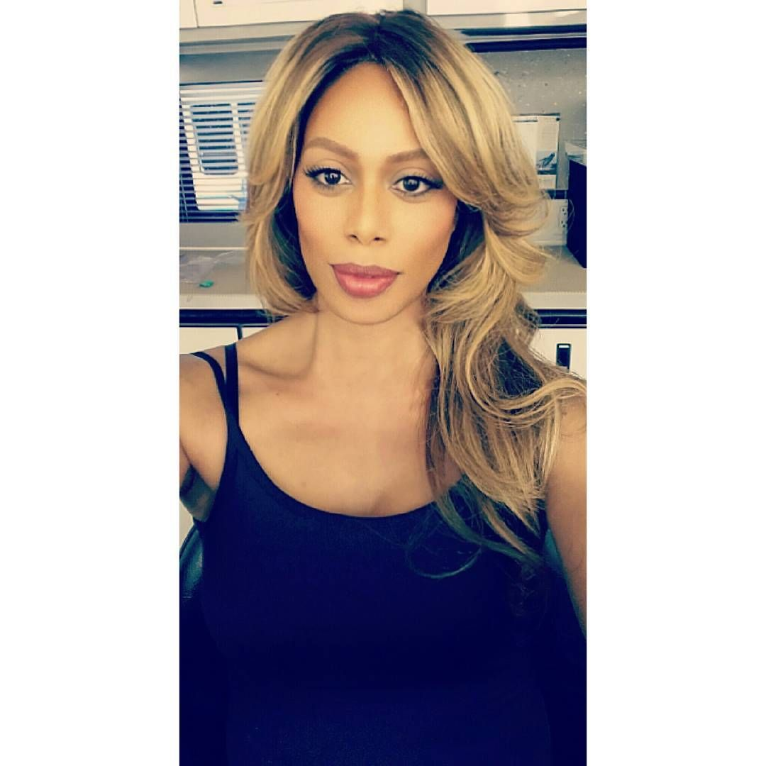 Orange is the New Black - Laverne Cox | OITNB | Pinterest