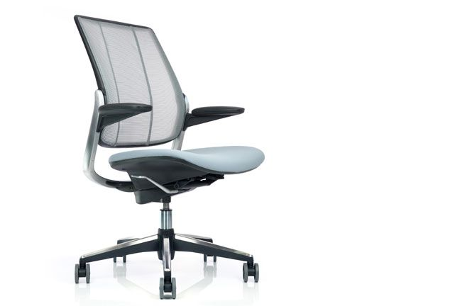 Diffrient Smart Chair Humanscale S Newest Office Seating
