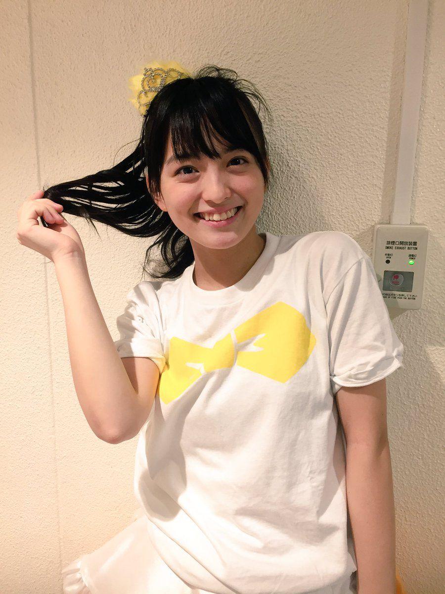 ポニーテールの清井咲希
