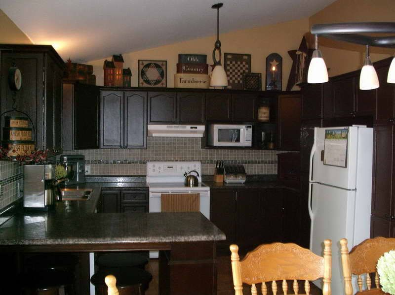 Primitive Home Decor For Kitchen: Primitive Decorating Ideas For Kitchen