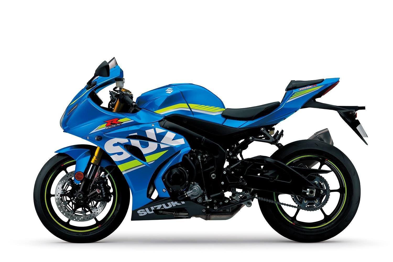 Suzuki gsx r 1000 r l7