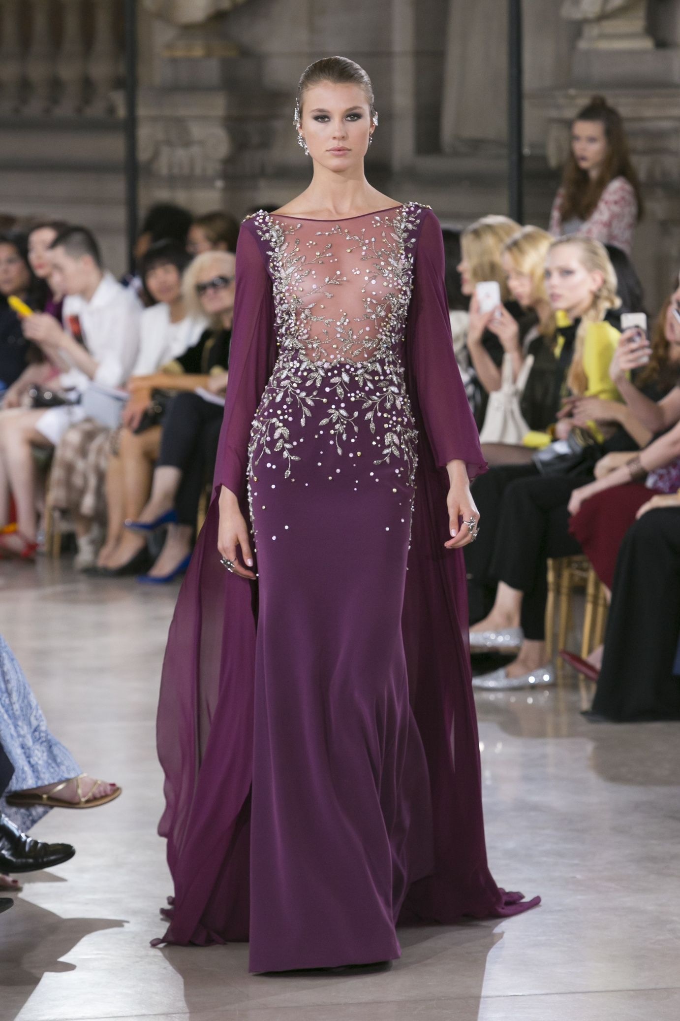 Georges Hobeika Couture: Haute Couture Fall/Winter 2016-2017 ...