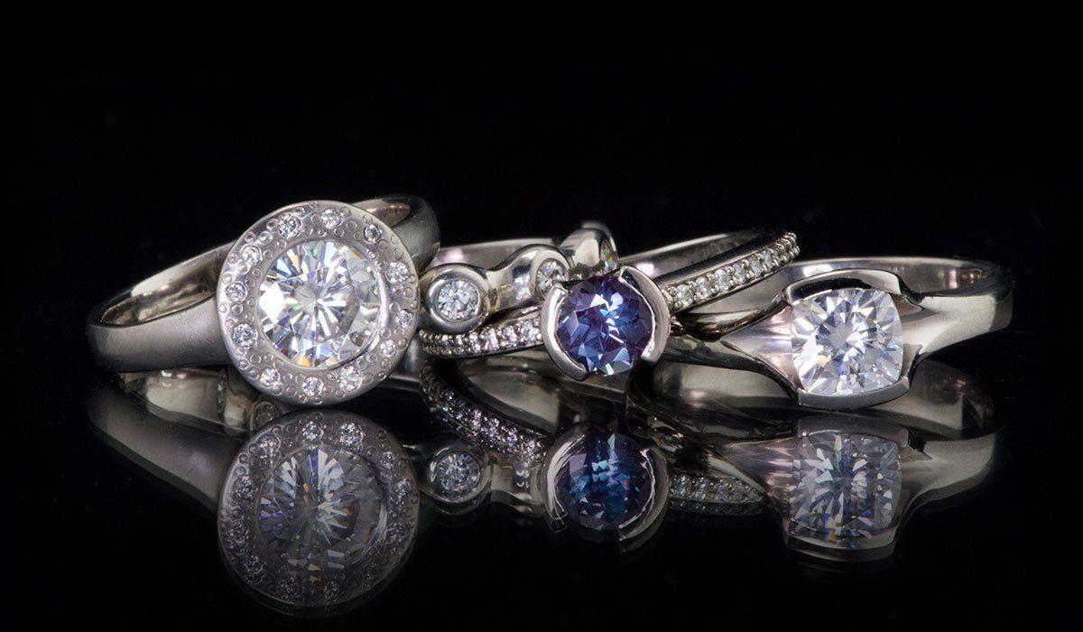 Handmade Engagement Rings Artisan Wedding Bands Unique Statement: Artisan Wedding Rings And Bands At Websimilar.org