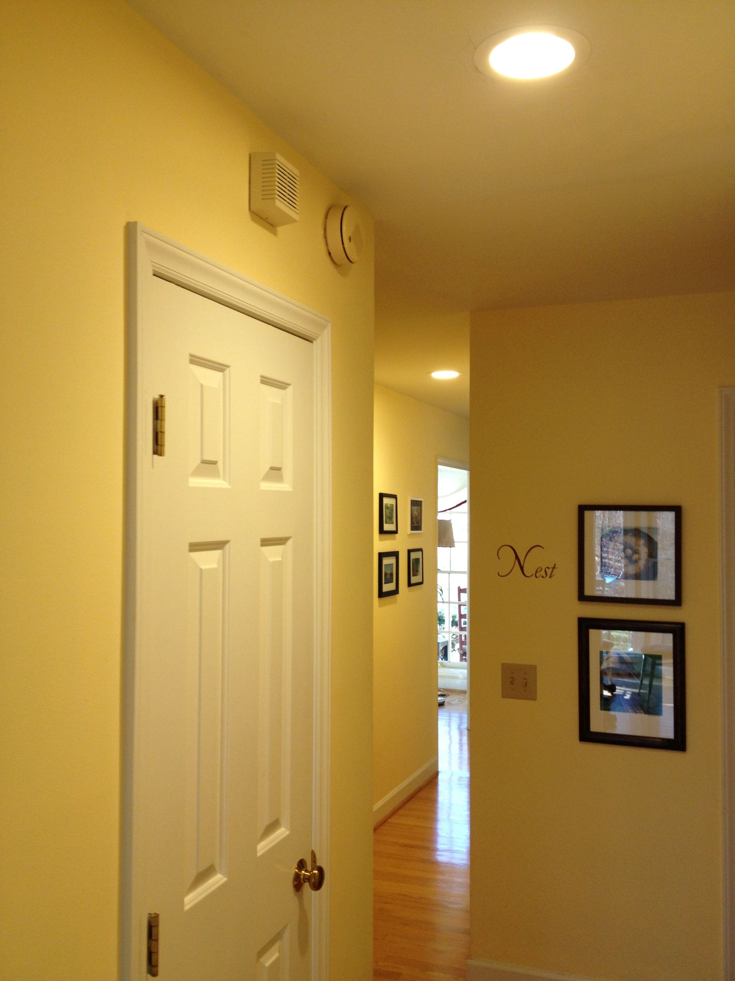 Cree LED recessed can lighting | Wall colours | Pinterest | Foyer ...