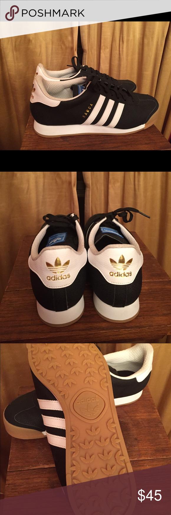 Men's Adidas Samoa Sneakers Brand new men's size 10 Adidas Samoa sneakers Adidas Shoes Athletic Shoes