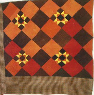 a wool quilt