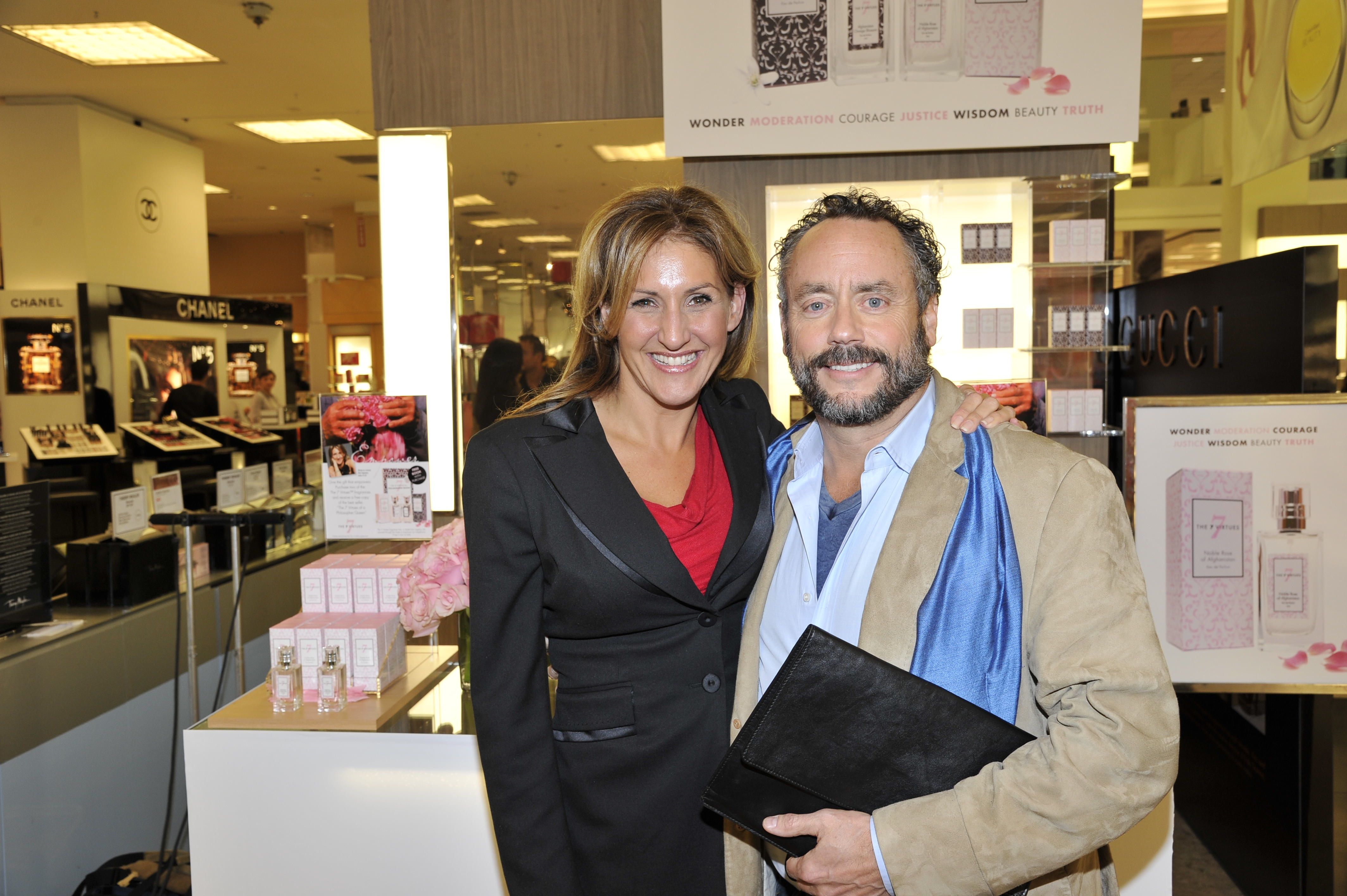 A picture of my mentor/business partner @wbrettwilson and me on my new Pinterest account. I feel like a kid! So much fun.