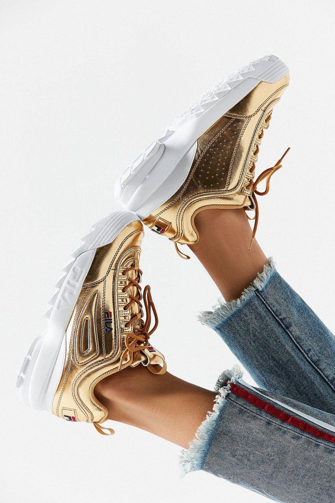 13 Sneaker Trends to Get Behind This Spring   Metallic