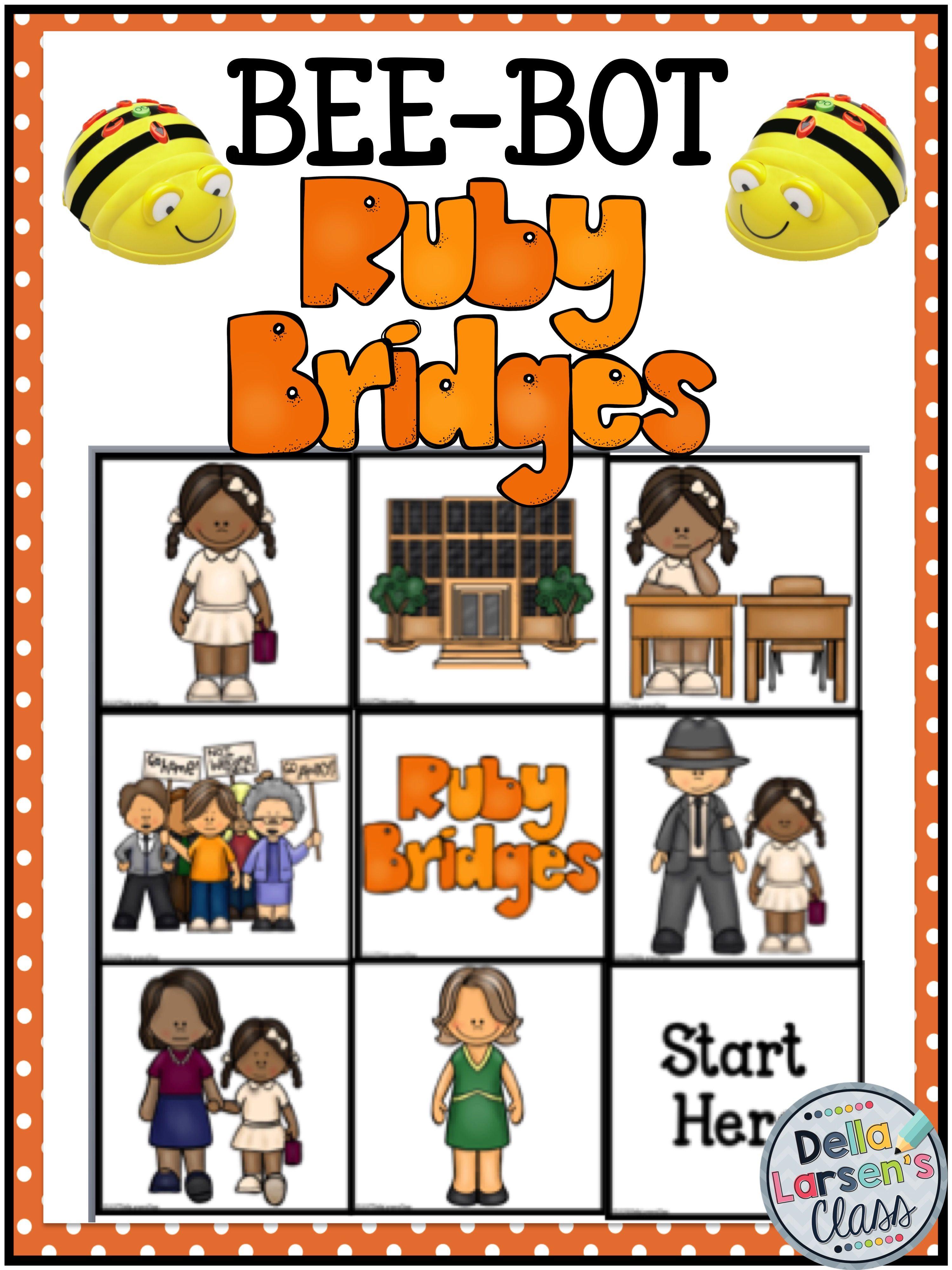 Bee Bot Ruby Bridges In