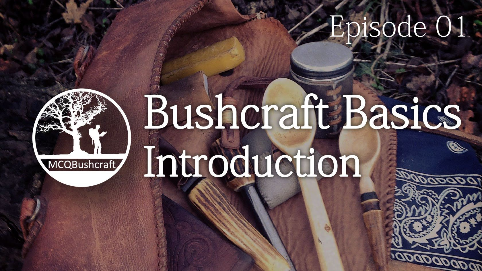 Bushcraft Basics is a training series for beginner Bushcraft enthusiasts who want to build a reliable set of gear for the outdoors...
