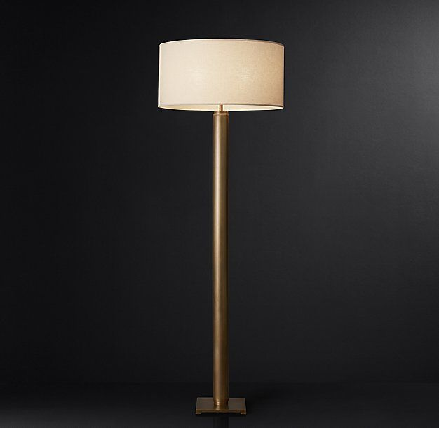 Column Floor Lamp Cylindrical Column Floor Lamp  Mh  Pinterest  Floor Lamp Columns