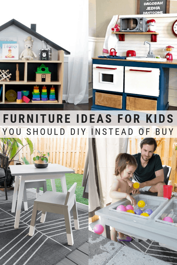 Cheap Diy Furniture Ideas 40 Projects That Cost Less To Build Yourself Diy Furniture Cheap Cheap Diy Home Decor Creative Home Decor