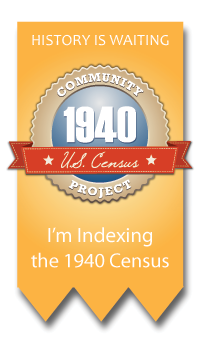 1940 US Census Project | AncesTry ArcHives & GeneoLogy