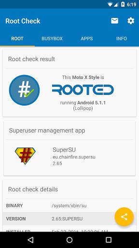 Pin de jose a en Download android games Root Check v4 1 1 0