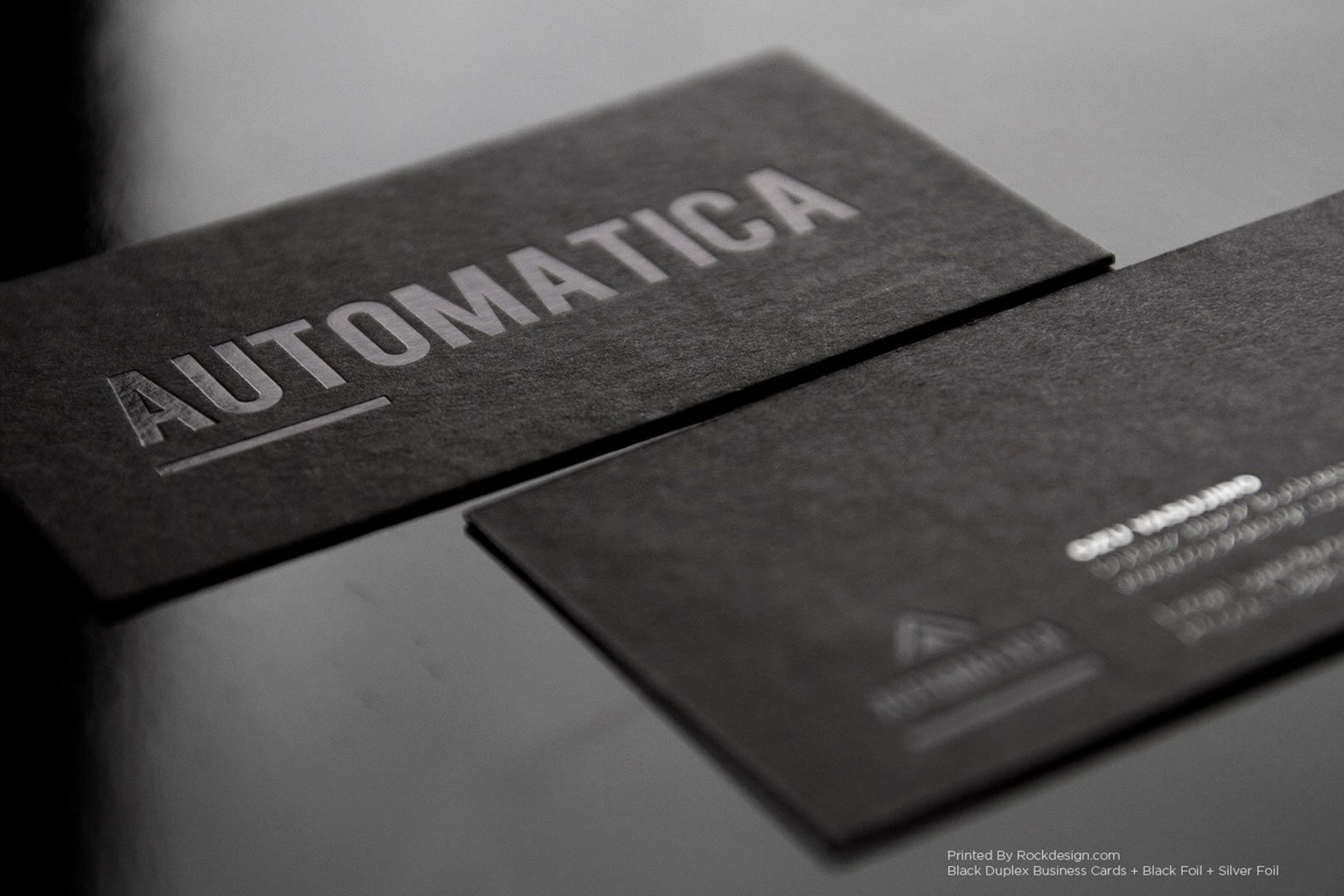 Minimalist business card template automatica rockdesign luxury free business card templates for rockdesign print customers order a professional business card template online choose from our wide selection of business reheart Choice Image