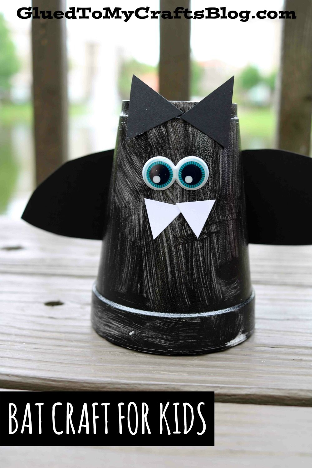 43+ Halloween bat crafts for toddlers information