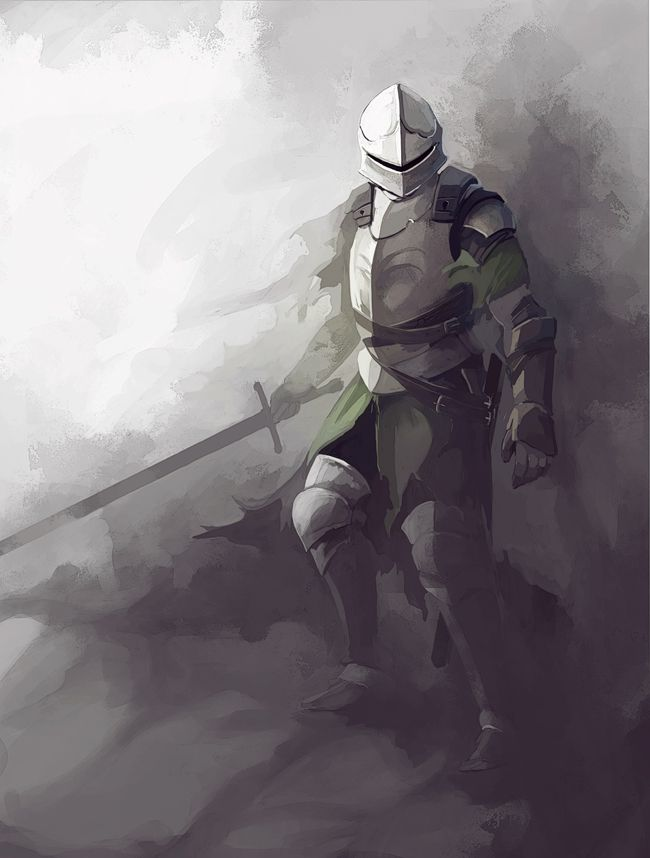 20120804, the knight by QuintusCassius.deviantart.com on @DeviantArt