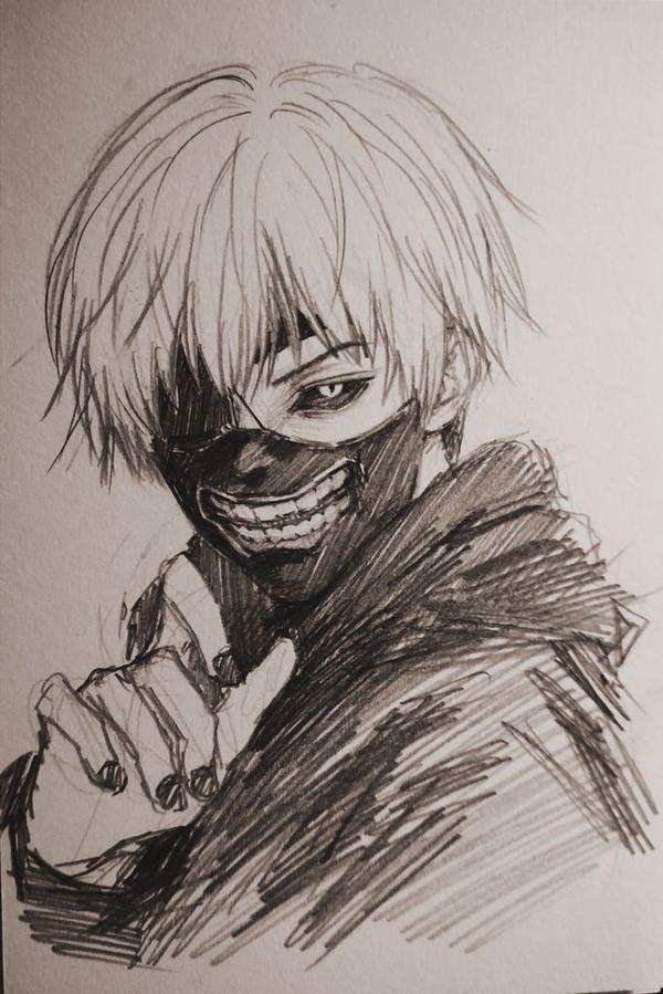 도쿄구울 낙서 네이버 블로그 Anime Drawings Sketches Tokyo Ghoul Drawing Anime Character Drawing