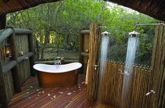 25 Fabulous Outdoor Shower Design Ideas  Inspiration Bath And Amusing Luxury Outdoor Bathrooms Decorating Inspiration