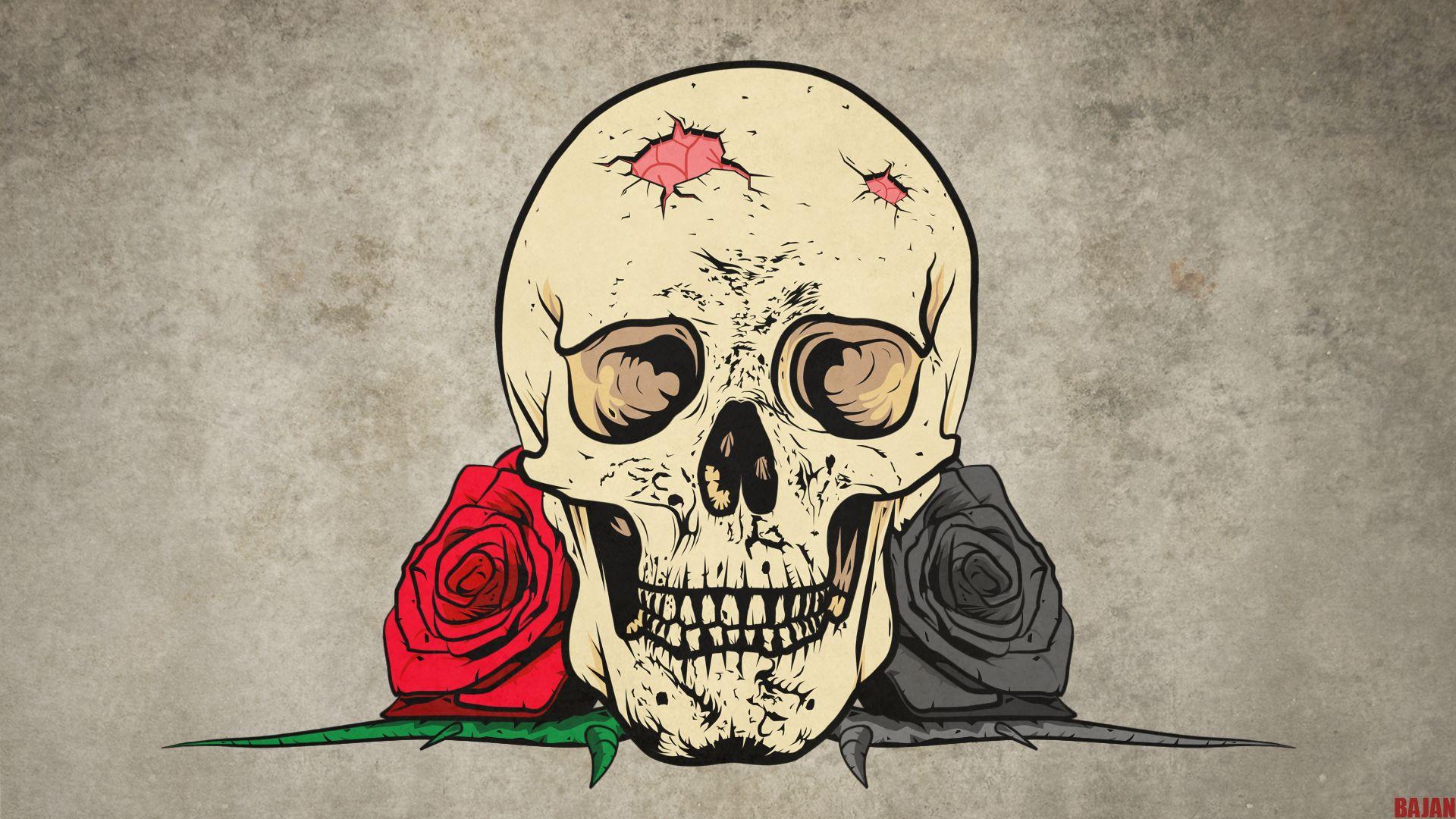 Dark Skull Wallpapers Top Beautiful Dark Skull Pics K Ultra