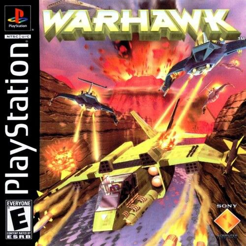 Warhawk On Playstation With Images Classic Video Games