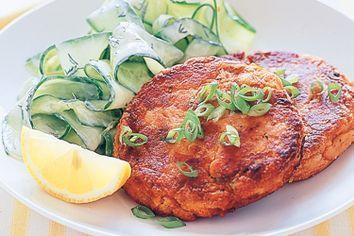 Salmon fish cake starter recipes