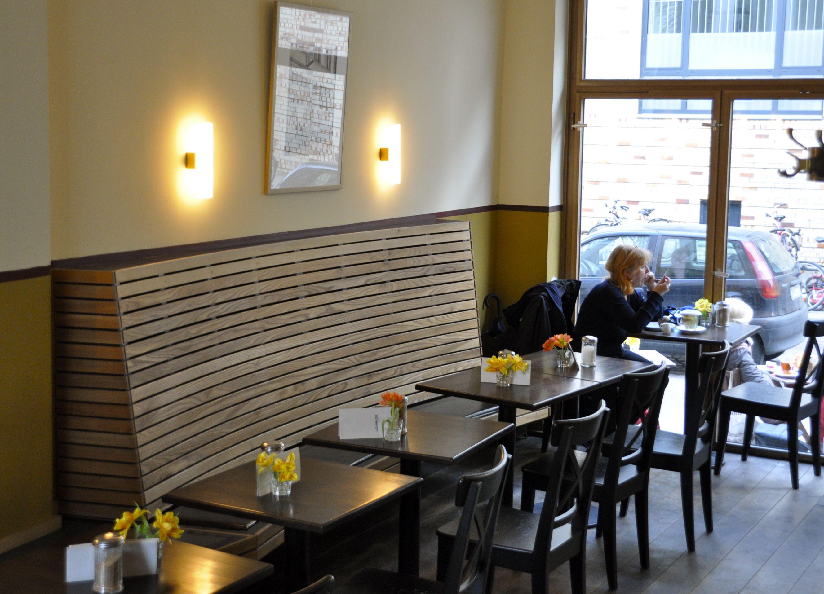 Cafe Schmidt - Ottensen - Große Rainstraße