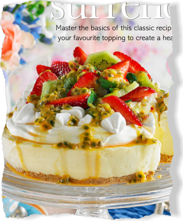2e57354fe391574d275daf51b9d7c268 - Better Homes And Gardens Company Cheesecake Recipe
