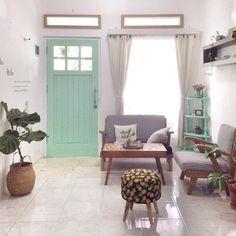 menata ruang tamu minimalis tampak luas   ruang tamu rumah