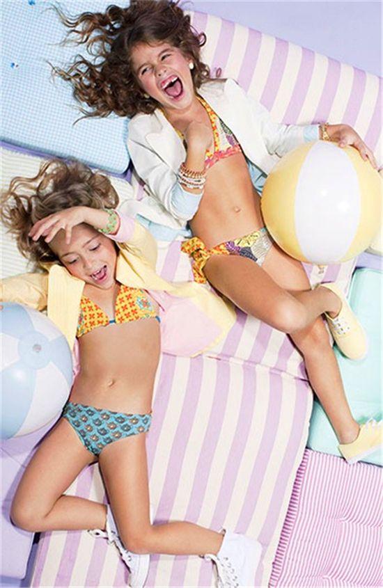 Maaji Swimwear 2013 Collection for Kids-Global Intimate ...