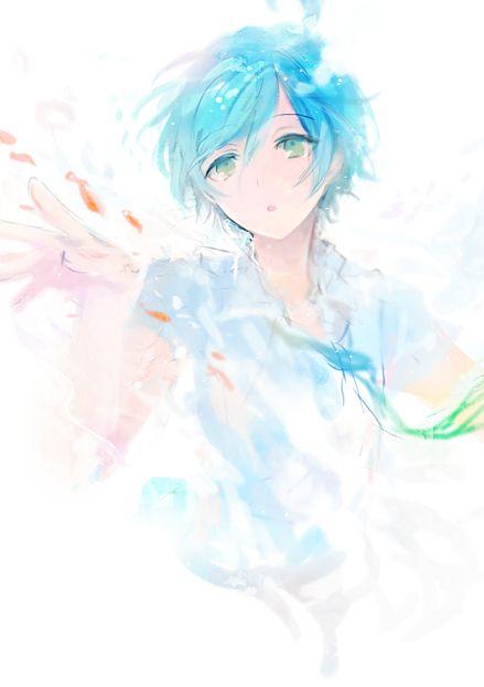Kanata Ensemble Stars Cute Anime Boy Anime Boy Anime Drawings Boy