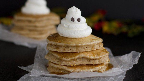 Spooky Pancakes